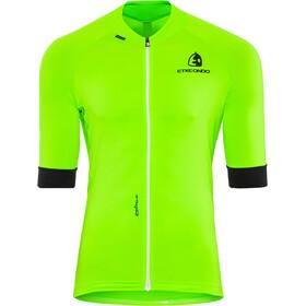 Etxeondo Entzun Kortärmad cykeltröja Herr green fluor